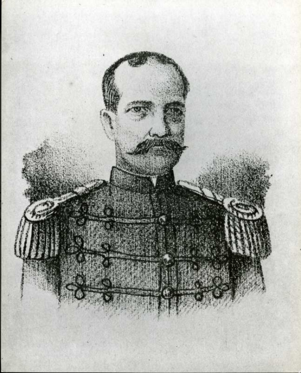 CND_000081 - General Cláudio do Amaral Savaget (1845 – 1901).